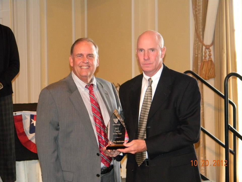 Pat Anderson 2012 Award