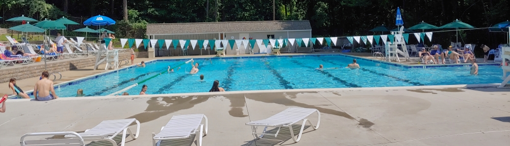 Ridgetop Recreation Association main pool