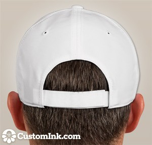 Ridgetop baseball hat - back