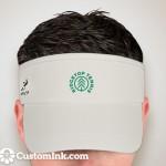 Ridgetop tennis visor