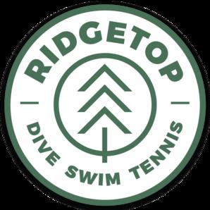 Ridgetop sticker